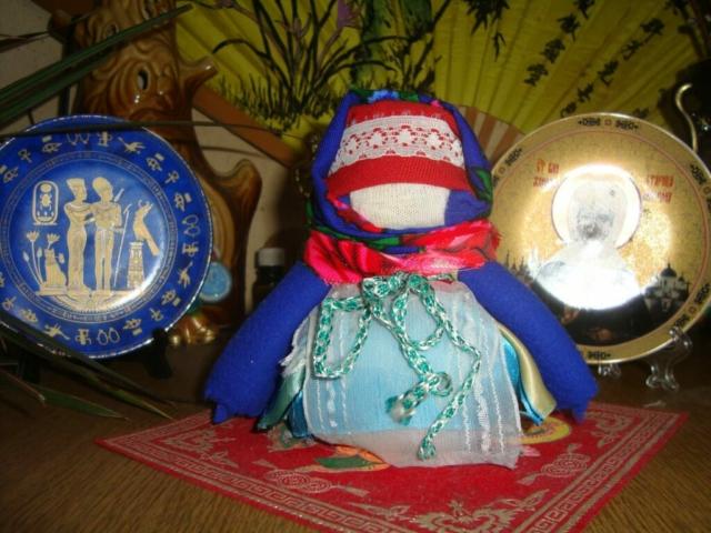 Славянская кукла Крупеничка